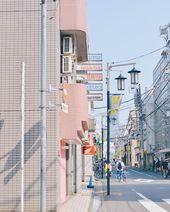 Ich verliebe mich Tag für Tag in #Tokyo. Vor allem … – #Stadt #Tag #Esp #Fallen #im