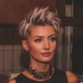 Stilvolle Pixie-Haarschnitte, die jede Frau sehen sollte