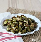 Roasted Brussel Sprouts with Balsamic Glaze   – Beauty | Makeup
