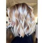 Haarfarbe Blond Bleach Long Bobs 22 Ideen #Bleichen #Blond #Bobs #Farbe #Haar