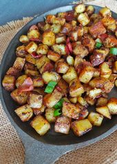 Bangin 'Breakfast Potatoes   – Breakfast Recipes