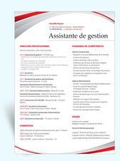 Modele Cv Original Comptable Ii Telecharger Gratuit Resume Cv