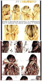 48 ideas for hairstyles for school casual messy buns 48 ideas for hairstyles for … – #brotchen #chaotic #frisuren #ideen #lassig