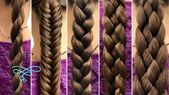 5 Fundamental Braids