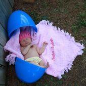 # 7 – Osterüberraschung Wenn Ihr Baby um die Osterzeit geboren wurde, dann ist dies …   – Easter Photo Shoot