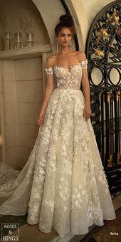 Berta 2019 Brautkleider #Kleider #Hochzeiten #Hochzeitskleider #Hochzeits