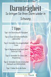 7 Tipps gegen Darmträgheit: So bringen Sie Ihren Darm und Ihr Verdauungssystem wieder in Schwung