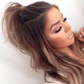 43 Süße Frisur Für Teen Girls, die Sie kopieren können - #girls #hairstyle - #new