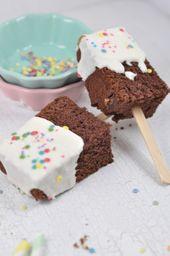 Popsicle Cake – Perfecto para la fiesta de cumpleaños   – kids birthday