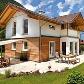 House gallery – prefabricated wooden houses – Makaron