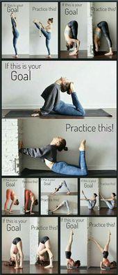 Einfache Yoga-Posen zum Stressabbau – Schauen wir uns einige einfache Yoga-Posen…