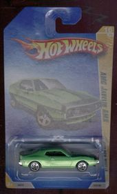 Hot Wheels 2007-088//180 04 of 24 RED Audacious 1:64 Scale Mattel