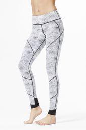 09068e1b483bd Radiate Crop Legging - Shiraz / Black | #SweatCouture | Fashion, Leggings,  Bikini luxe