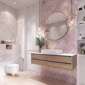 Ideen für die Badbeleuchtung, um Ihrem Raum einen verträumten Touch zu verleihen – Kukun – Re…