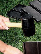 Rubber Mallet In 2020 Garden Edging Garden Hand Tools Lawn Edging
