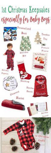 56 Trendy ideas baby first christmas eve box – Deklan's 1st Christmas