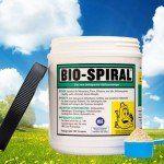 Bio Spiral Abflussreiniger Abfluss Bio Spirale