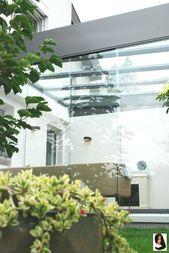 Flat Garden Sommergarten-Oberösterreich – anbau – #Anbau #Wohnung #Garten #Somme …   – Anbau Ideen
