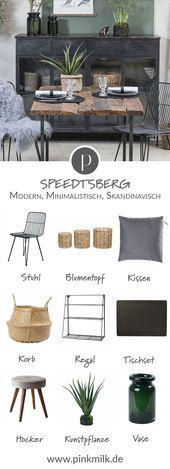 Die dänische Marke Speedtsberg sorgt für einen modernen Wohnstil in Deiner Woh