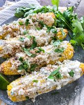 Vegan Esquites: Mexican Street Corn Salad