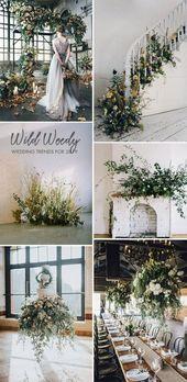 73 wedding color trends 2019 neutral spring wedding color ideas 33 #springweddin…