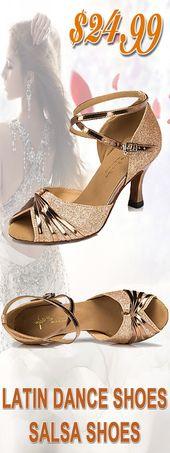 Latin dansschoenen | Salsa schoenen   – Music ~ I love