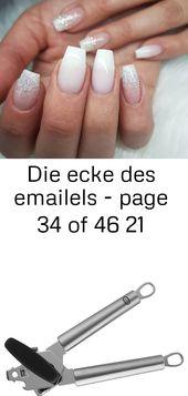 Die Ecke der Emaille – Seite 34 von 46 21   – Nagel