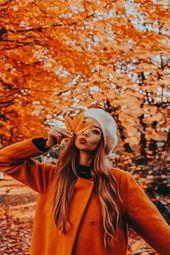 9 Pumpkin presets Mobile presets Fall presets Fall season Vibrant Tan Sharp Lifestyle Presets Blogger Presets Halloween presets Warm Orange