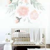 Large Flower Wall Decal – Meredith