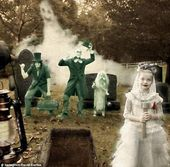 Neil Patrick Harris impresses fans with family graveyard shoot