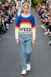 Martine Rose Spring 2019 Menswear Fashion Show – Mens Fashion Trendy
