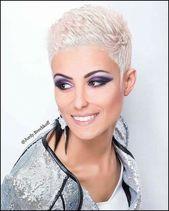 Kurzhaarschnitte Kurzes Haar And Frisur On Pinterest – SIMPLE HOME … – Frisuren Damen