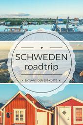 Mit dem Wohnmobil durch Südschweden: Skanör – Ystad – Ales Stenar – Skillinge – Sim …   – Norwegen