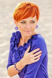 Tiered Bubikopf Hairstyle - Cheeky, smart and funky short hairstyles