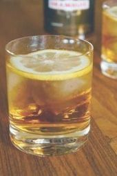 Fall cocktails – 8 Essential Whiskey Drinks You Need To Know How To Make. Ginger…