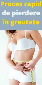 corp de proces de pierdere în greutate