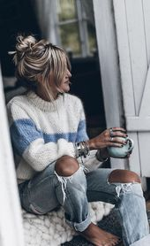 Fashion trends in knitting Original elegant pullover crochet How To, New 2019 – Page 41 of 60… – DIY DECO