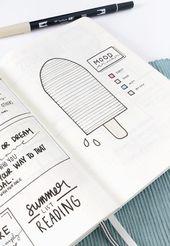 Easy Bullet Journal, So gestalten Sie das kreative Leben kreativ #bulle