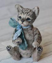 Bengal Kitten Teddy By Anna Petinati Bengal Kittens Ideas Of