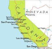 Modesto Legislation Fails Again California Map California California Vacation