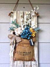 Plus de 40 idées de décoration de porche classic rustiques pour apporter de la chaleur à l'extérieur de votre maison – Décoration de maison
