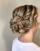 #Best # hairstyles #hair # hair length # ideas # middle