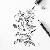 40 Free & Easy Animal Sketch Zeichnen von Informationen und Ideen – Steine