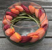 30 einfache Ideen mit Blumen für Frühlingsdeko im Glas 2020 – Balkon