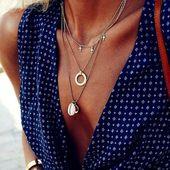 collier fantaisie femme