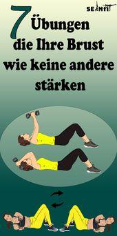 7 Übungen, die Ihre Brust wie keine andere stärken