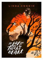 La couverture du garçon au cœur du tigre par Levente Szabó, couvrez votre ebook sur …   – E-Book Covers