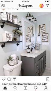 ideen: So wird das Bad nach dem Umbau eingerichtet. Die Spülung – New Ideas