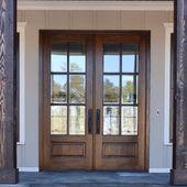 Florencia 6 Lite Arch-Top Single Entry Door