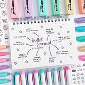 How to Bullet Journal {The ULTIMATE guide to getting set up}
